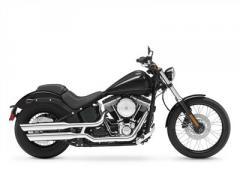 Harley FXS Softail Blackline
