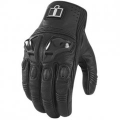 Gloves Leather Icon Justice Touchscreen