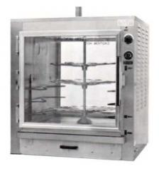 Barbecue Machine, Lazy Susan Model BQ-3