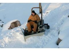 2012 Grasshopper 60 in. V-Snow Plow
