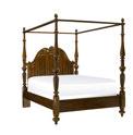 British Heritage Queen Poster Bed