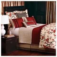 Sakura Comforter Bedding Ensemble by Eastern