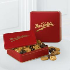 Mrs. Fields® Classic Tin with 48 Assorted