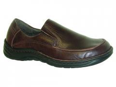Naot- Men'sJasper (Toffee) Shoes