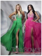 Evening gowns/ Tony Bowls