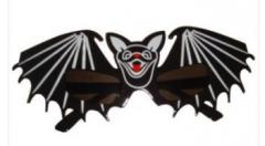 Bat Shape Party Glasses