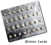 Perforated Blister Packs for Solid Medication