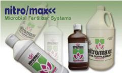 NitroMaxTM is a non-toxic, non-petroleum based