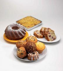 Muffins and Breakfast Items
