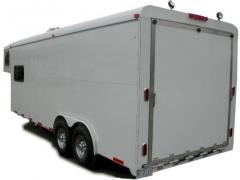 Motorcycle Living Quarters Trailer