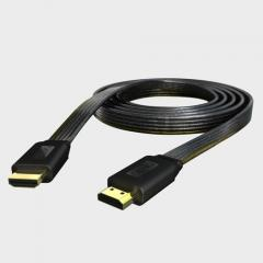 6ft HDMI® Cable - Ultra Flat Series (2 Pack)