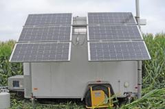 Wind, Solar Equipment