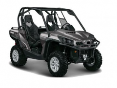UTV Can-Am Commander 1000 XT Pure Magnesium