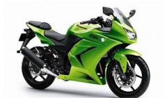 Motorcycle Kawasaki Ninja 250R 2012