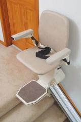 350# Capacity Battery Operated Stair Lift