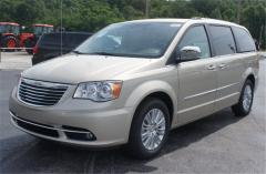 Van Passenger Chrysler Town and Country Limited