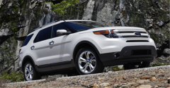 SUV Ford Explorer 2013