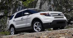 SUV Ford Explorer 2013