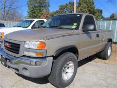 Truck GMC Sierra K1500 2004
