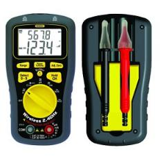 Gt310 - Wireless Data Logging Multimeter With Dual
