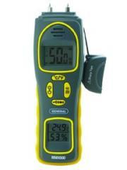 4-In-1 Pin/Pad Rh Moisture Meter