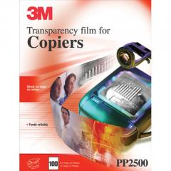 3M™ Transparency Film, 100 Sheets/box