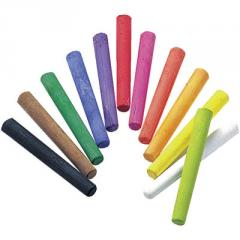 Prang® Ambrite™ Drawing Chalk, Assorted Colors,