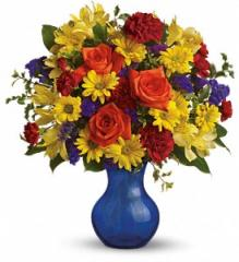 Teleflora's Three Cheers for You! Bouquet