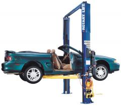 Two Post Vehicle Lift, Rotary Model SPOA10