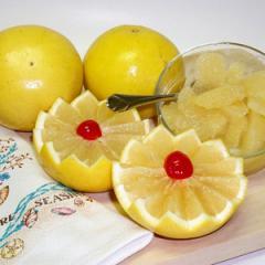 Golden White Seedless Grapefruit