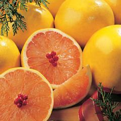 Pink Seedless Grapefruit
