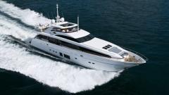 The Princess 32M Luxury Cruising Yacht