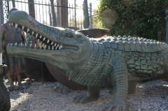 Statuary, 6 Foot Alligator