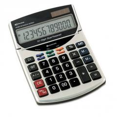 Compact Desktop Calculator, 12-Digit LCD
