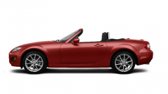 Vehicle Mazda MX-5 Miata Grand Touring Convertible