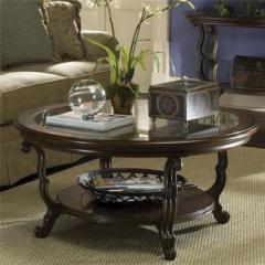 Round Coffee Table, Ambrosia