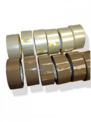 Polypropylene Carton Sealing Tape-Imprinted