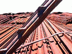 Angle Steel:   WSI also produces angle steel in
