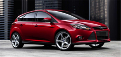 Vehicle Ford Focus 2012