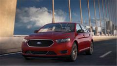 Vehicle Ford Taurus 2013