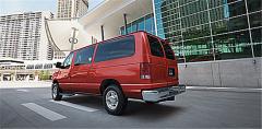 Truck Ford E-Series Wagon 2012