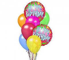 Balloons, Birthday Buzz