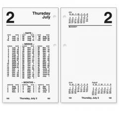 Leaf Desk Calendar Refill