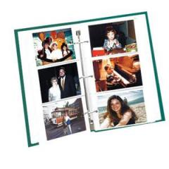Pioneer Refill Pages for 3-Ring Photo Albums,