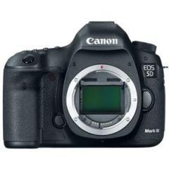 Canon EOS-5D Mark III Digital SLR Camera Body,