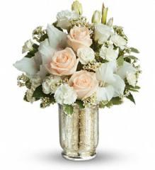 Romantic Flower Bouquet, Recipe for Romance