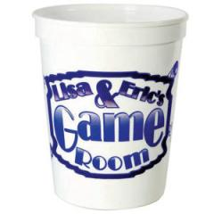 Cold Beverage Plastic Stadium Cup