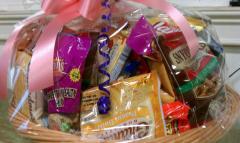 Gift Basket, Junk Food
