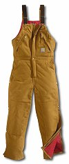 Carhart Brown Coveralls R38