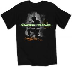 Weapons Of Our Warfare Christian T-Shirts